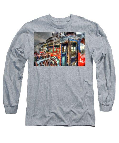 Bus Ride Long Sleeve T-Shirt