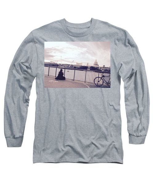 Busking Place Long Sleeve T-Shirt