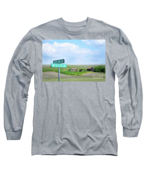 Busy Intersection Long Sleeve T-Shirt