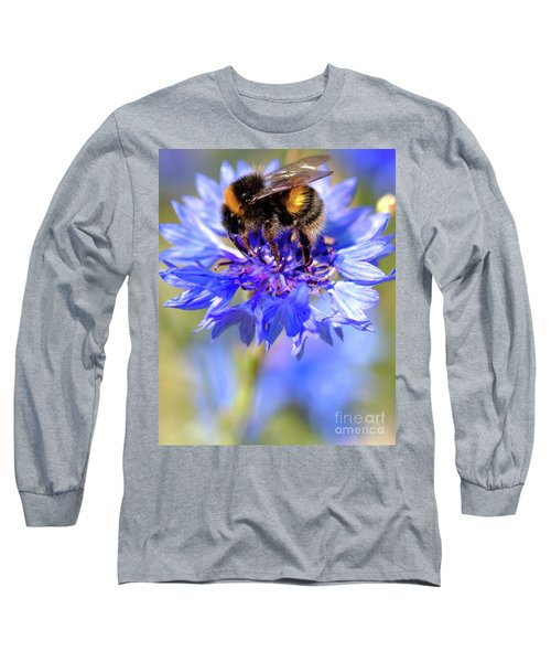 Busy Little Bee Long Sleeve T-Shirt