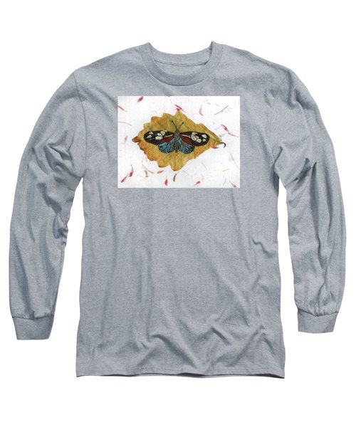 Butterfly #2 Long Sleeve T-Shirt by Ralph Root