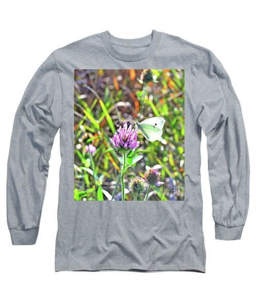 Butterfly2 Long Sleeve T-Shirt