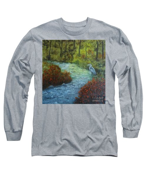 By The Brook Long Sleeve T-Shirt