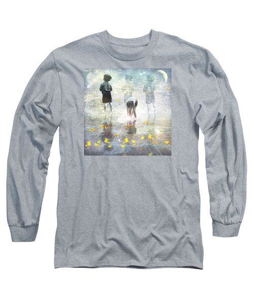 By The Light Of The Magical Moon Long Sleeve T-Shirt