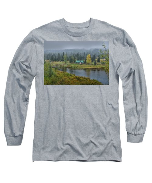 By The River Long Sleeve T-Shirt