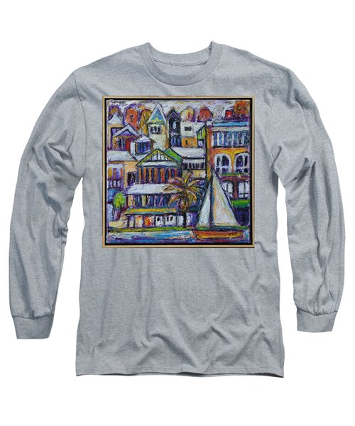 By The Water - Freo Long Sleeve T-Shirt