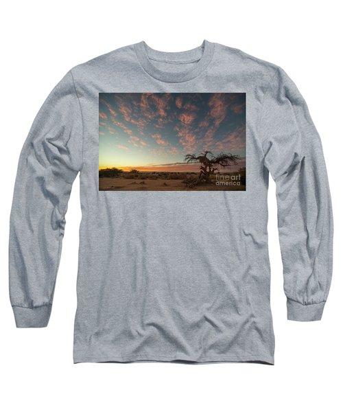 Bye Bye To Sunset Long Sleeve T-Shirt