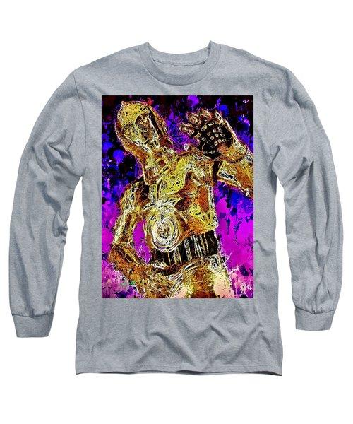 C-3po Long Sleeve T-Shirt