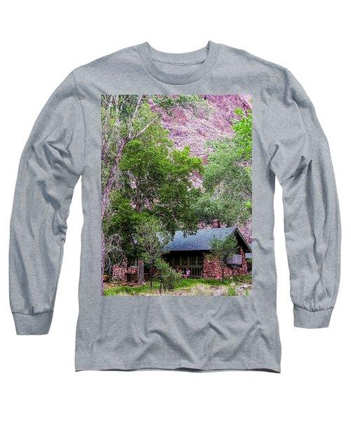 Cabin At Phantom Ranch Long Sleeve T-Shirt