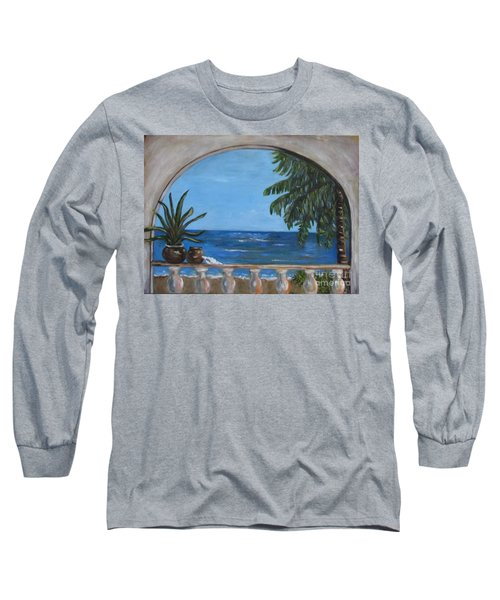Cabo Arch #2 Long Sleeve T-Shirt