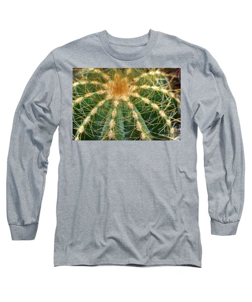 Long Sleeve T-Shirt featuring the photograph Cactus 2 by Jim and Emily Bush