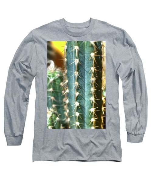 Long Sleeve T-Shirt featuring the photograph Cactus 3 by Jim and Emily Bush