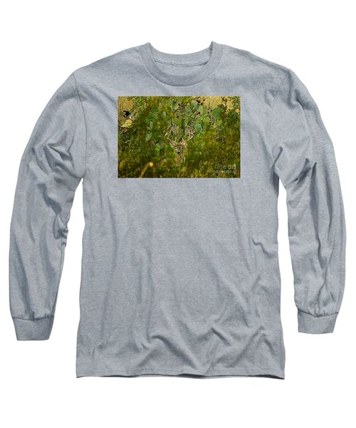 Cactus Buck Long Sleeve T-Shirt