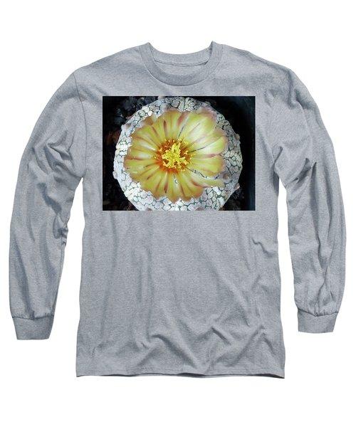 Cactus Flower 2 Long Sleeve T-Shirt