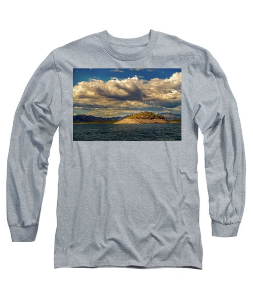 Cactus Island Long Sleeve T-Shirt