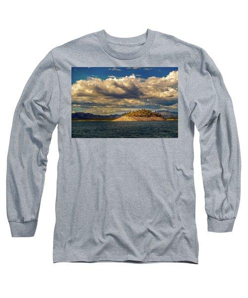 Cactus Island Long Sleeve T-Shirt