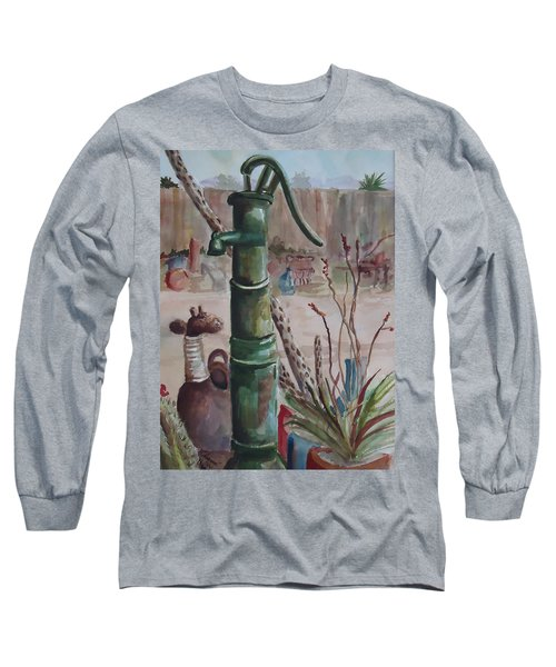Cactus Joes' Pump Long Sleeve T-Shirt