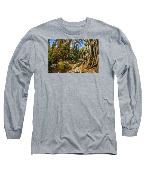 Cactus Path Long Sleeve T-Shirt