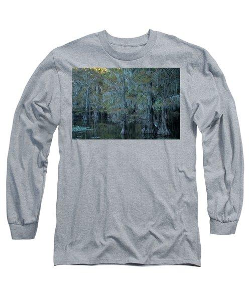 Caddo Lake #3 Long Sleeve T-Shirt