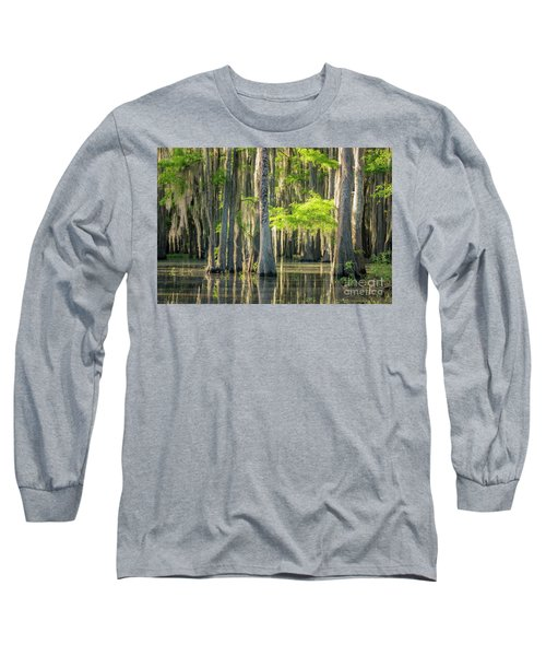 Caddo Swamp 1 Long Sleeve T-Shirt
