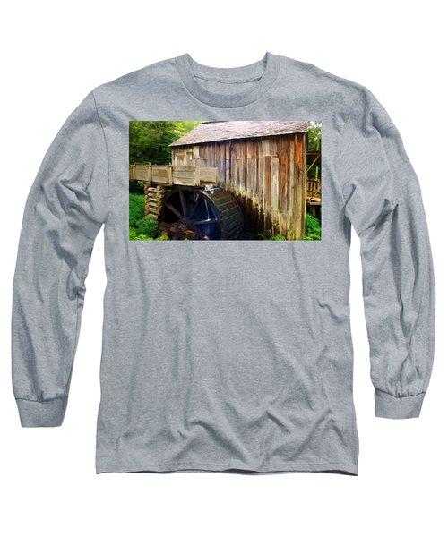 Cade Cove Mill Long Sleeve T-Shirt