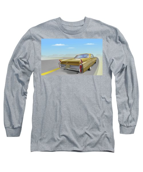 Cadillac De Ville Long Sleeve T-Shirt