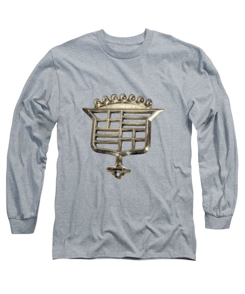Cadillac Emblem Long Sleeve T-Shirt