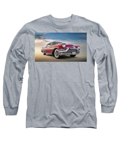 Cadillac Jack Long Sleeve T-Shirt by Douglas Pittman