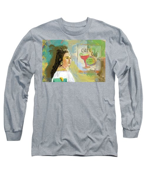 Cafe Ole Girl Long Sleeve T-Shirt