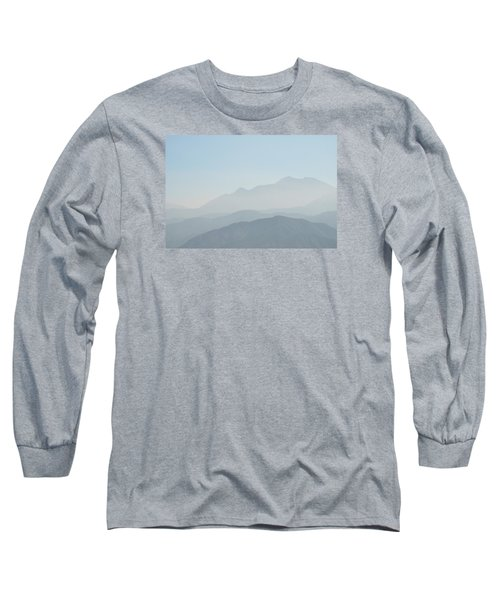 Cajon Pass Haze Long Sleeve T-Shirt