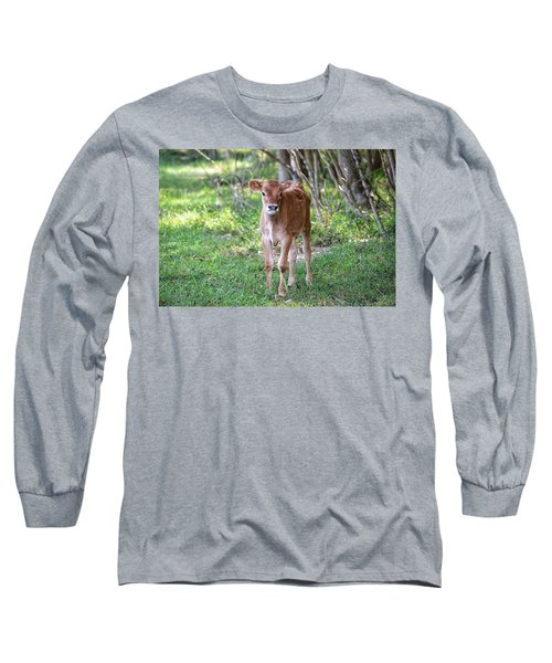 Calf  Long Sleeve T-Shirt