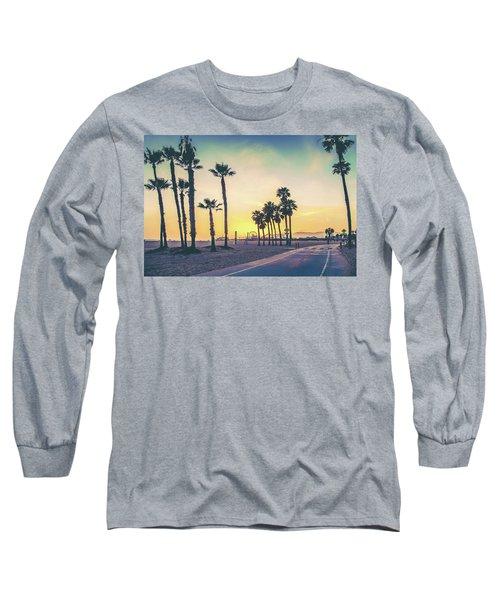Cali Sunset Long Sleeve T-Shirt