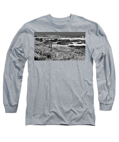 California Coast No. 9-2 Long Sleeve T-Shirt