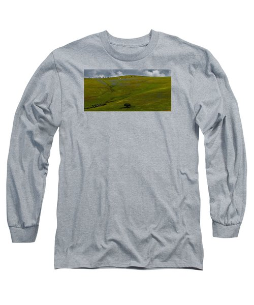 California Hillside Long Sleeve T-Shirt