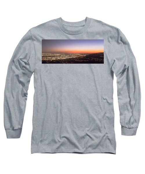 Californian Sunset Long Sleeve T-Shirt
