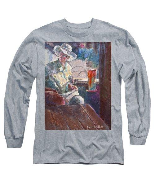 Calistoga Morning Long Sleeve T-Shirt