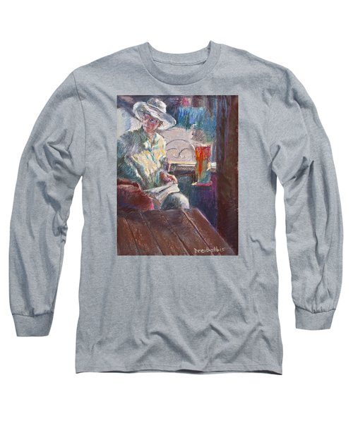 Calistoga Morning Long Sleeve T-Shirt
