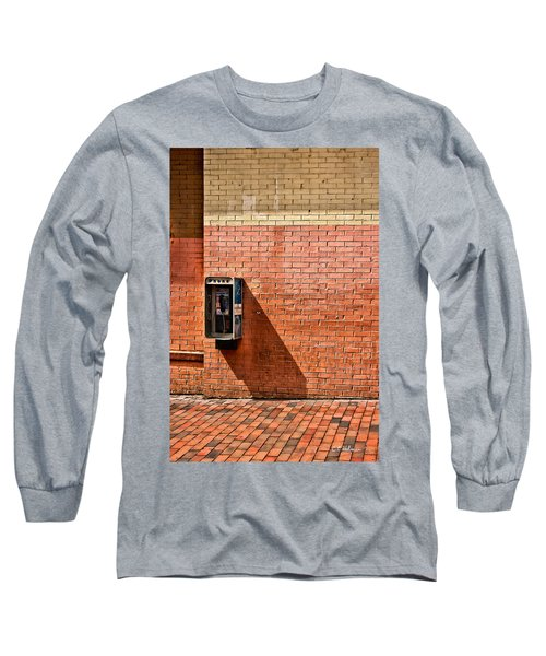 Call Me Long Sleeve T-Shirt