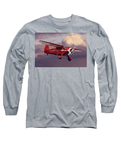 Call Me Howard Long Sleeve T-Shirt