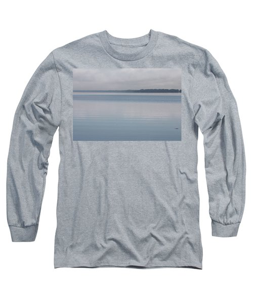 Calm Lake Long Sleeve T-Shirt