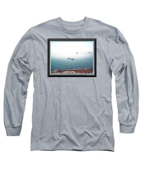 Calm Lake Superior Long Sleeve T-Shirt