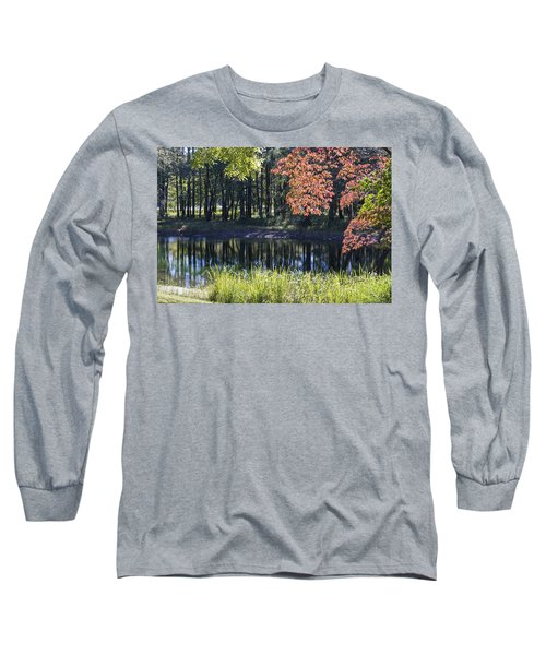 Calm Waters Long Sleeve T-Shirt by Ricky Dean