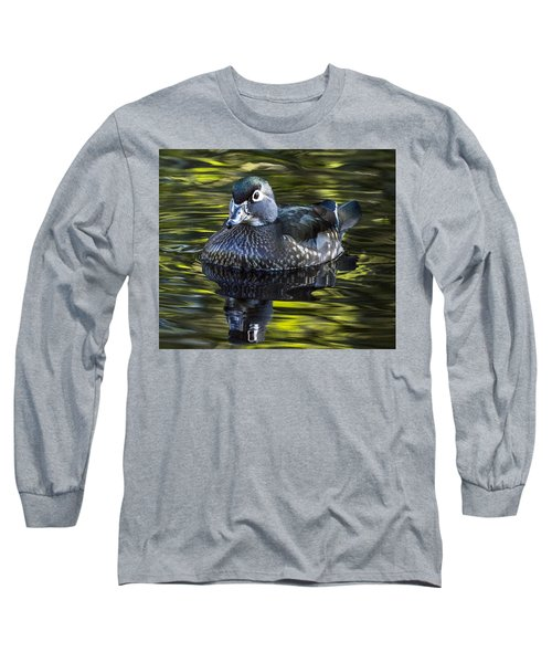 Calmness On The Water Long Sleeve T-Shirt