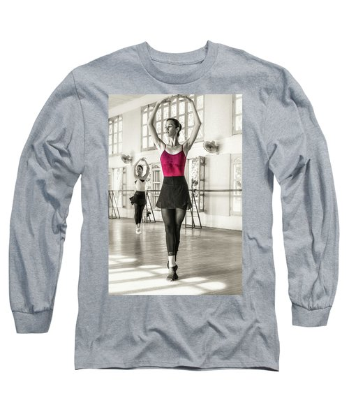 Camaguey Ballet 1 Long Sleeve T-Shirt