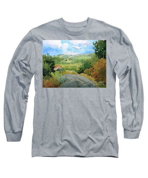 Cambria Countryside Long Sleeve T-Shirt