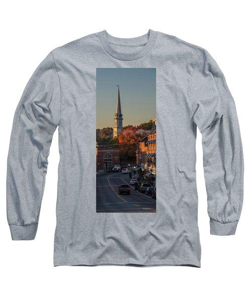 Camden Steeple Long Sleeve T-Shirt