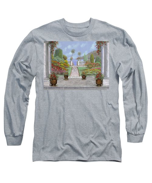 Camminando Verso Il Lago Long Sleeve T-Shirt