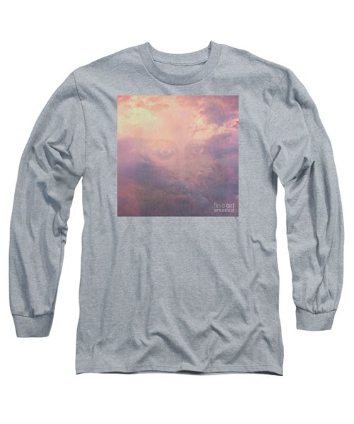 Can You See Him? Long Sleeve T-Shirt
