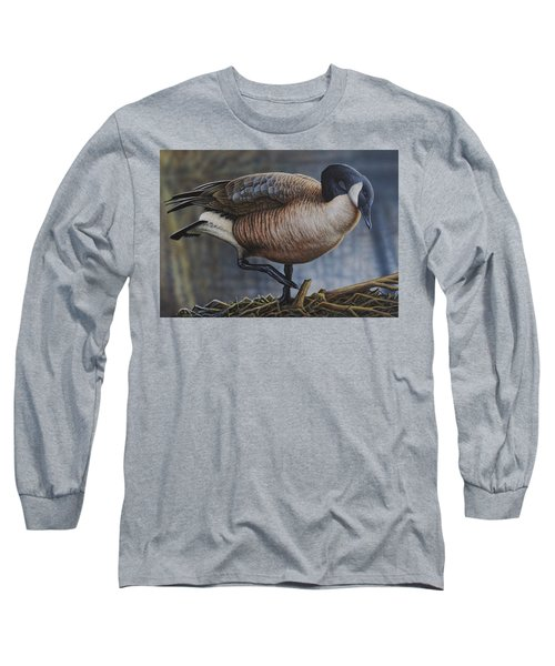 Canada Goose Long Sleeve T-Shirt