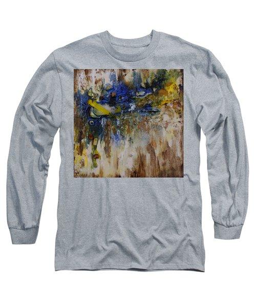 Canadian Shoreline Long Sleeve T-Shirt